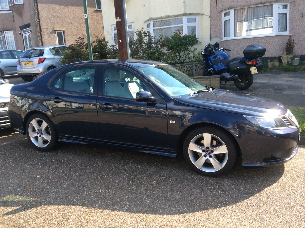 2011 SAAB 9-3 1.9 TTID EDiTiON For Sale (picture 6 of 6)
