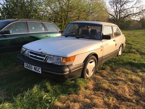 1989 Saab 900 Turbo 2 door saloon For Sale