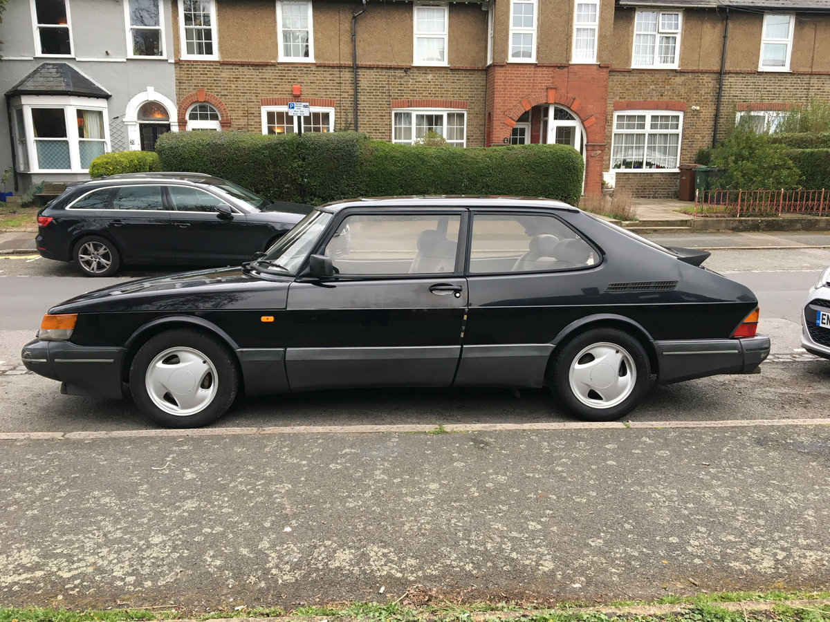 1993 Saab Classic 900 Turbo S 16v. Manual SOLD (picture 2 of 6)