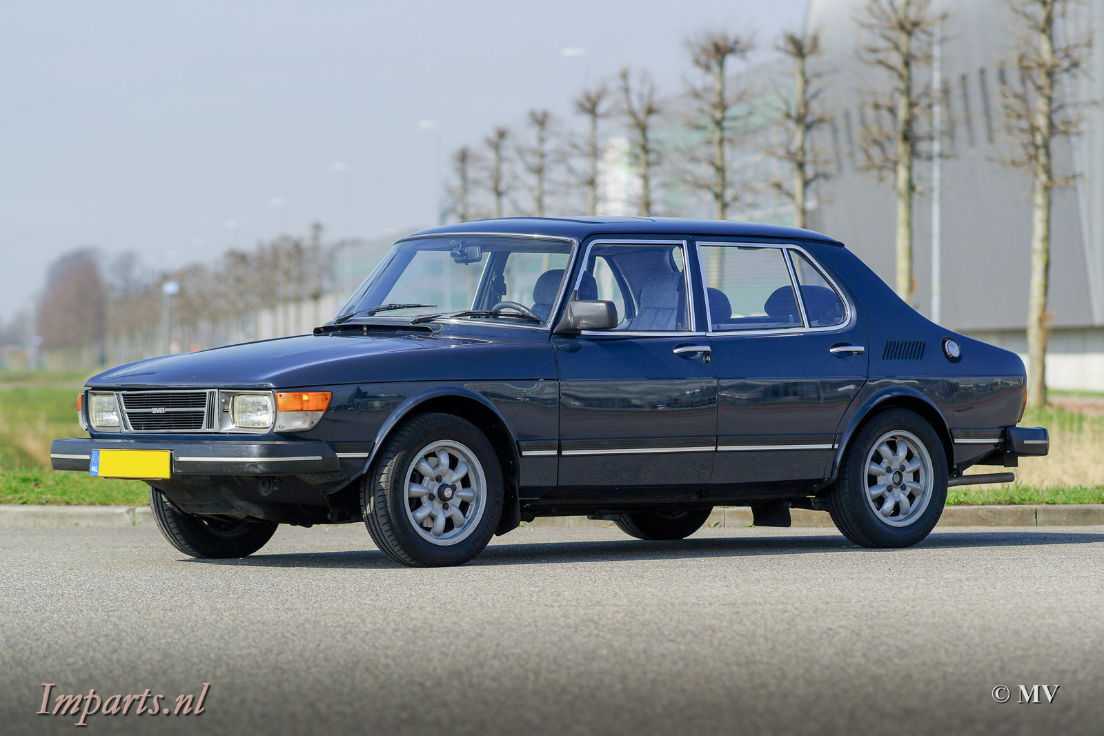 1983 very nice Saab 99 GL  speed For Sale (picture 1 of 6)