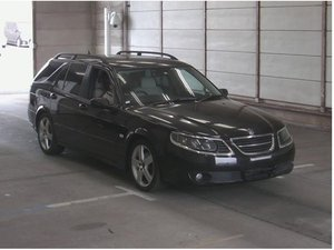 Saab 9-5 Estate - 2009 - Excellent Condition SOLD
