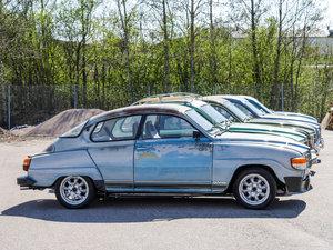 1980 Last model Saab super V4 Clearcoated kept patina For Sale