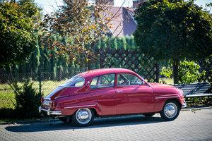 1962 '62 SAAB 96 de luxe