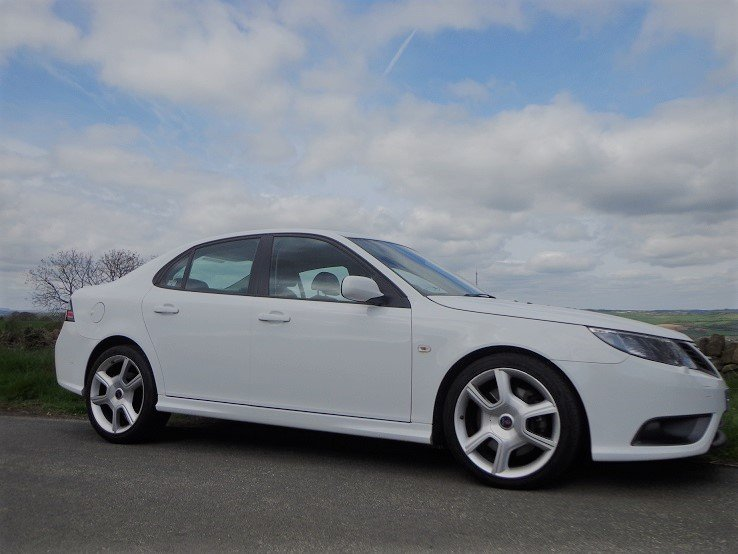 2010 MINT Saab 9-3 Carlsson 280bhp 2.8 V6 FSH  STUNNING For Sale (picture 1 of 6)
