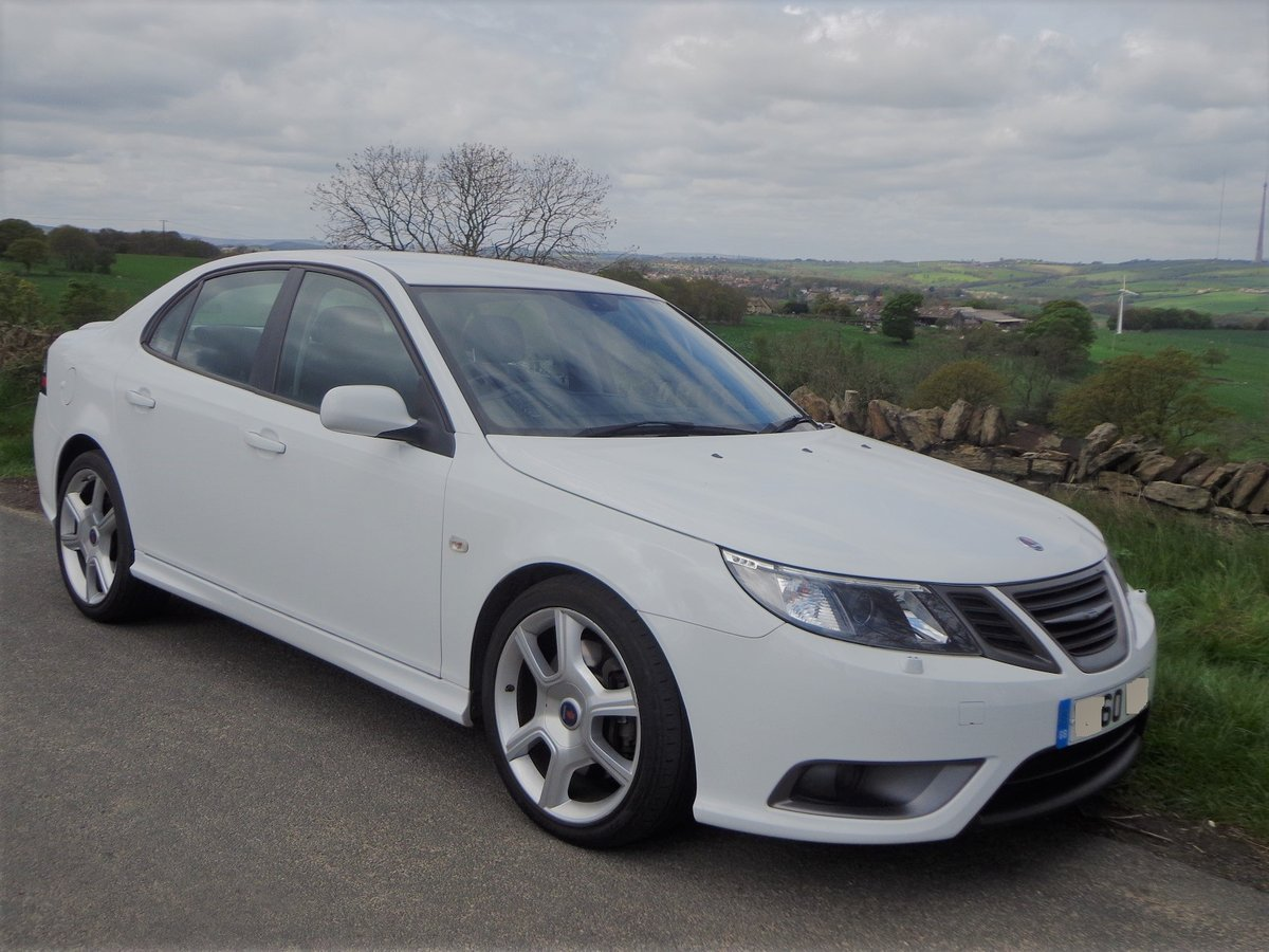 2010 MINT Saab 9-3 Carlsson 280bhp 2.8 V6 FSH  STUNNING For Sale (picture 6 of 6)