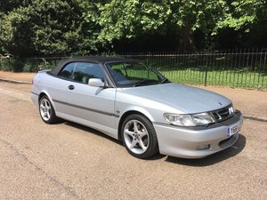 2001 Saab 9-3 Viggen Convertible For Sale