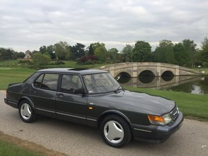 Saab turbo 16v saloon/sedan automatic, 1993 For Sale