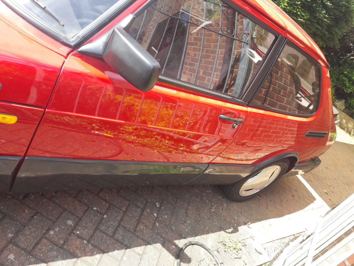 1991 Classic Saab 900 LPT For Sale (picture 2 of 6)