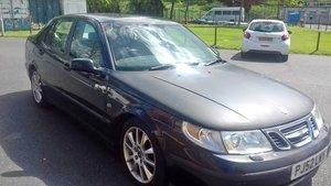 2003 Very genuine old car Saab 9-5 turbo manual For Sale