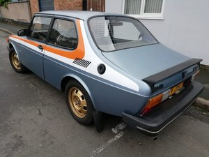 1983 Saab 99 GL 2.0L 3DR Saloon For Sale