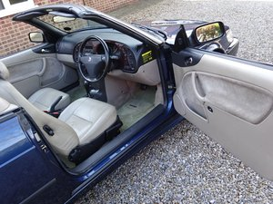 1995 SAAB 900 93 Cabriolet  2.5 V6 SE automatic For Sale