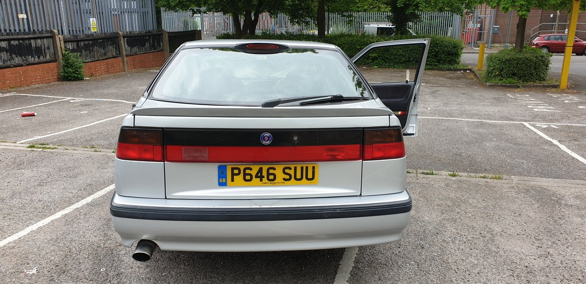 1997 SAAB9000 2L t  CSE TURBO AUTO  Anniversary. For Sale (picture 4 of 6)
