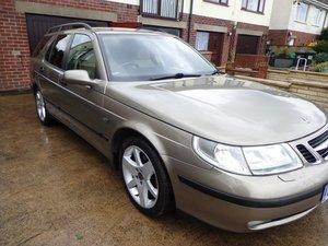 2004 Beautiful Saab 9-5 2.3t Arc Estate Manual