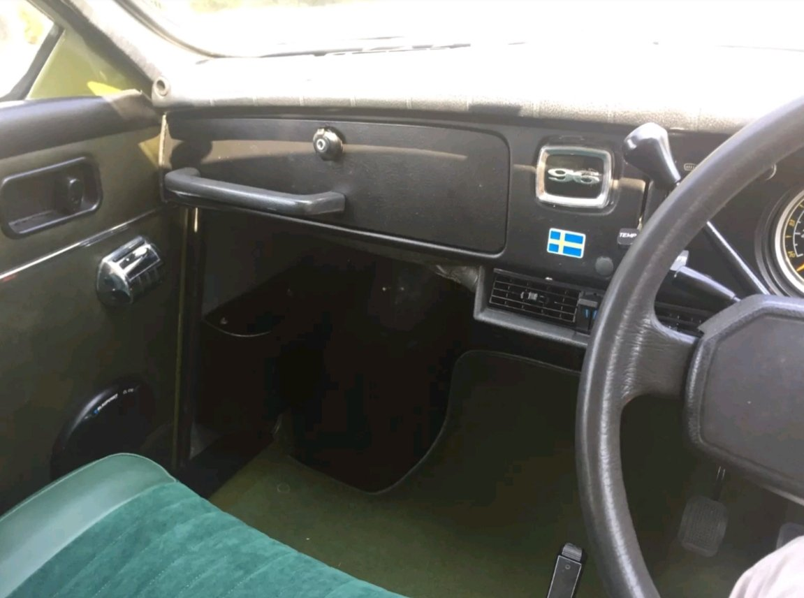 1972 Saab 96 V4 For Sale (picture 4 of 6)