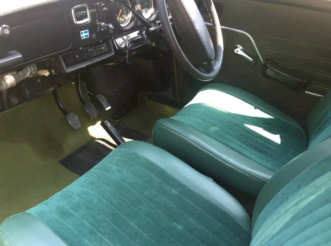 1972 Saab 96 V4 For Sale (picture 5 of 6)