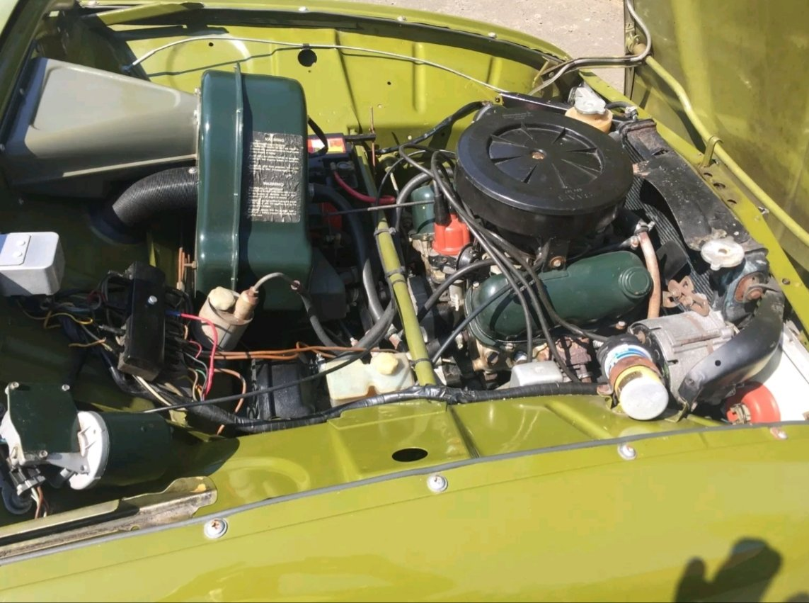 1972 Saab 96 V4 For Sale (picture 6 of 6)