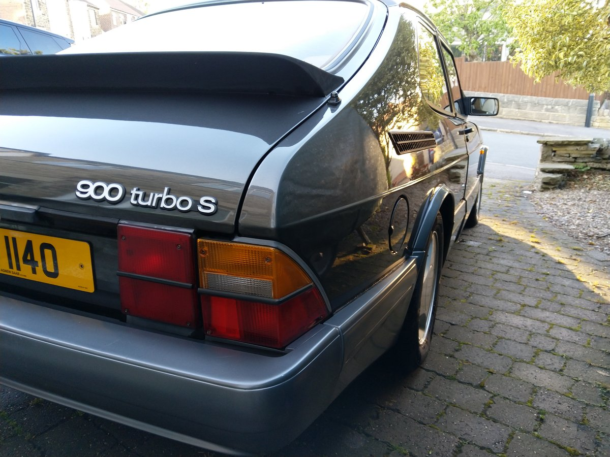 1991 Saab 900 Turbo For Sale (picture 4 of 6)