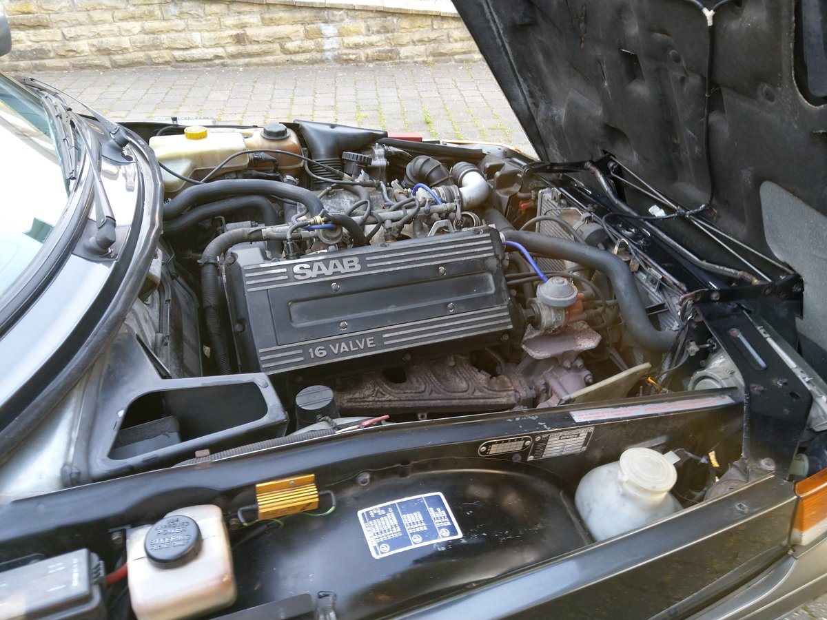 1991 Saab 900 Turbo For Sale (picture 5 of 6)