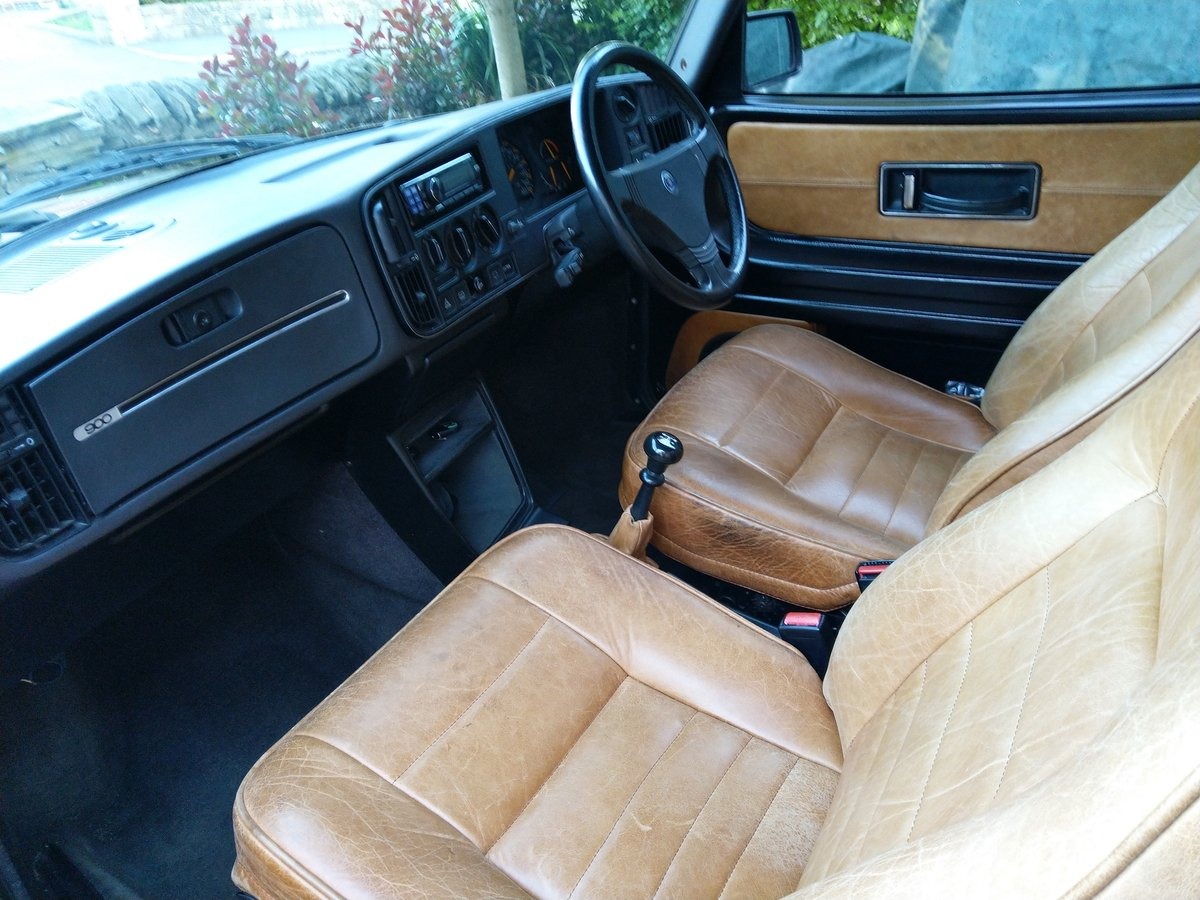 1991 Saab 900 Turbo For Sale (picture 2 of 6)