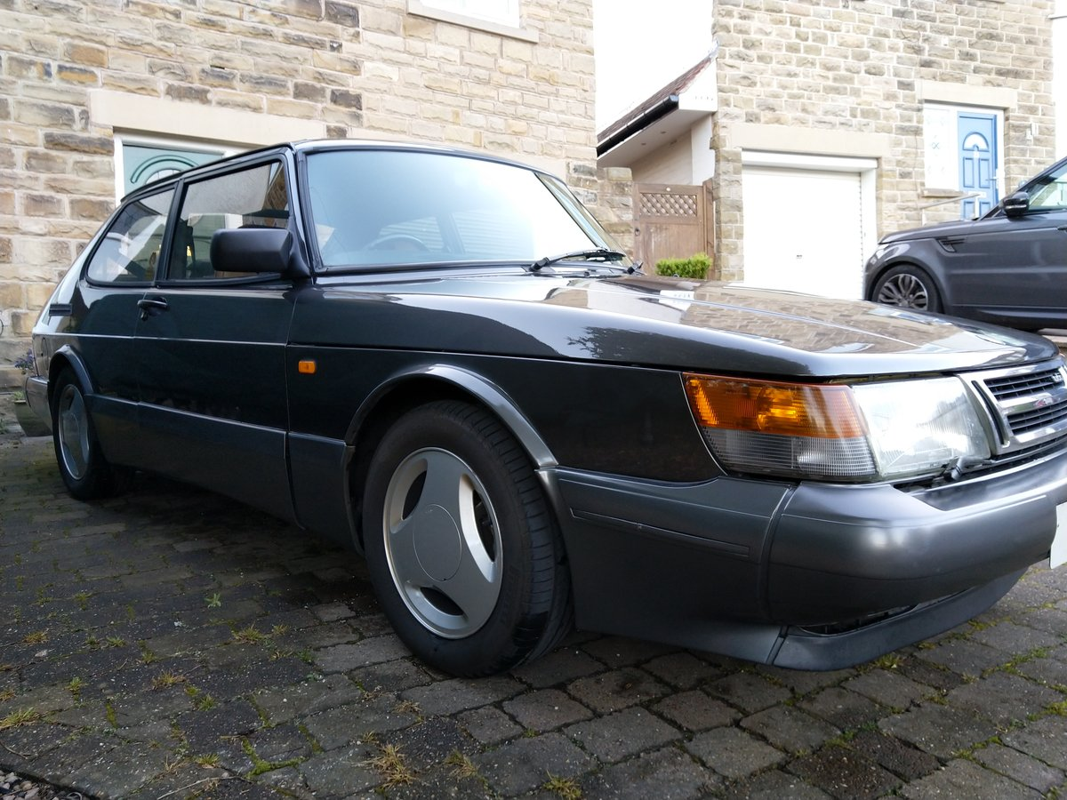 1991 Saab 900 Turbo SOLD (picture 3 of 6)