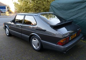 1991 Saab 900 Turbo For Sale