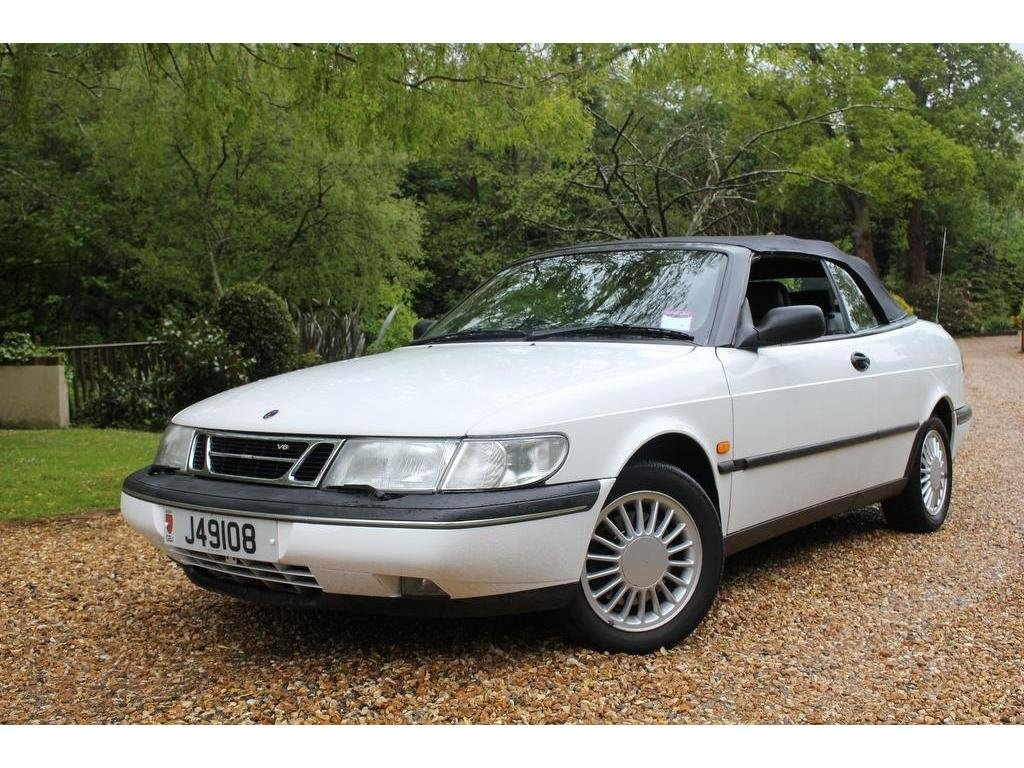 1997 Saab 900 2.5 V6 SE 2dr AN UN-REPEATABLE OPPORTUNITY! For Sale (picture 1 of 1)