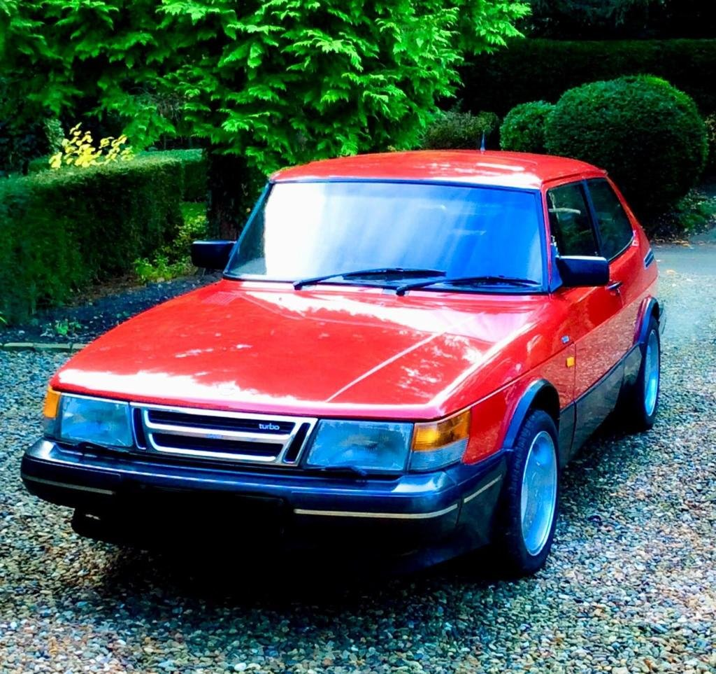 1992 Saab 900 S Aero Turbo In Outstanding Condition For Sale (picture 2 of 6)