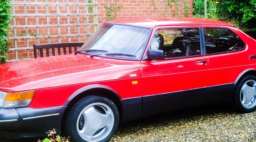 1992 Saab 900 S Aero Turbo In Outstanding Condition For Sale (picture 3 of 6)
