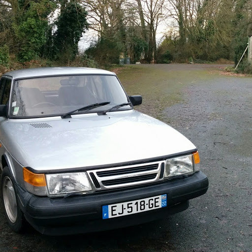 1987 Classic 5 door Auto Saab  900i For Sale (picture 1 of 4)