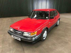 1990 Saab 900 Turbo T16 S Aero