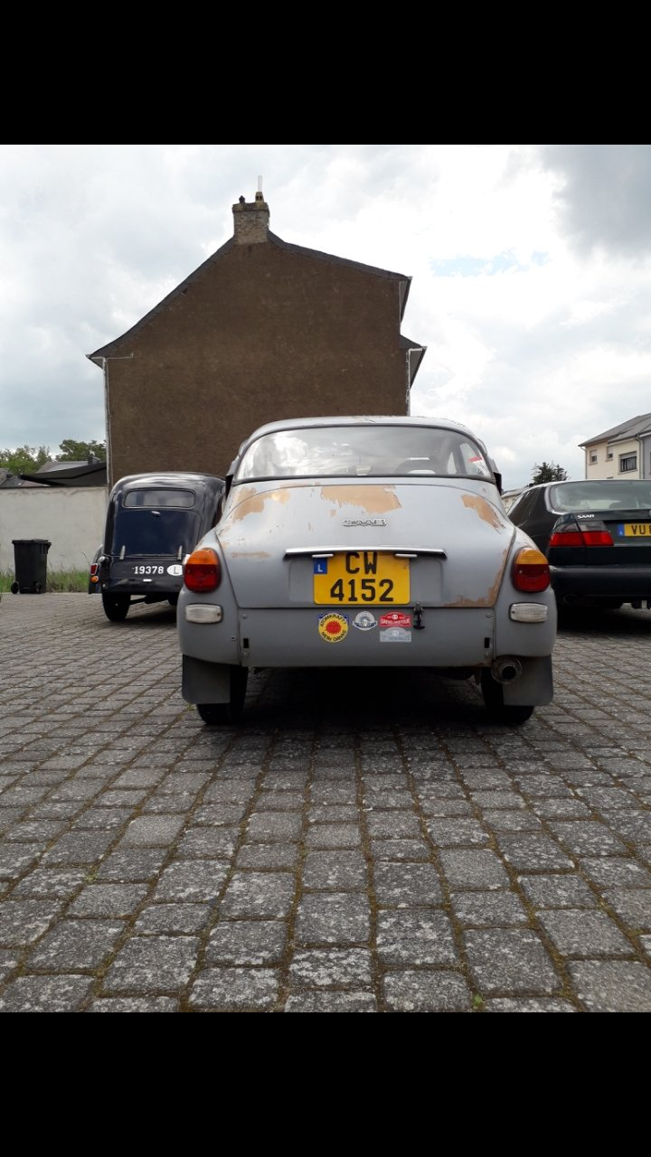 1977 SAAB 96 LHD For Sale (picture 2 of 6)