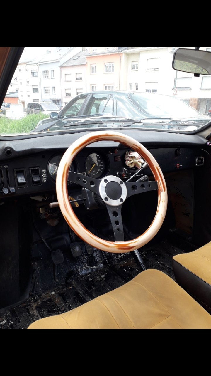 1977 SAAB 96 LHD For Sale (picture 5 of 6)