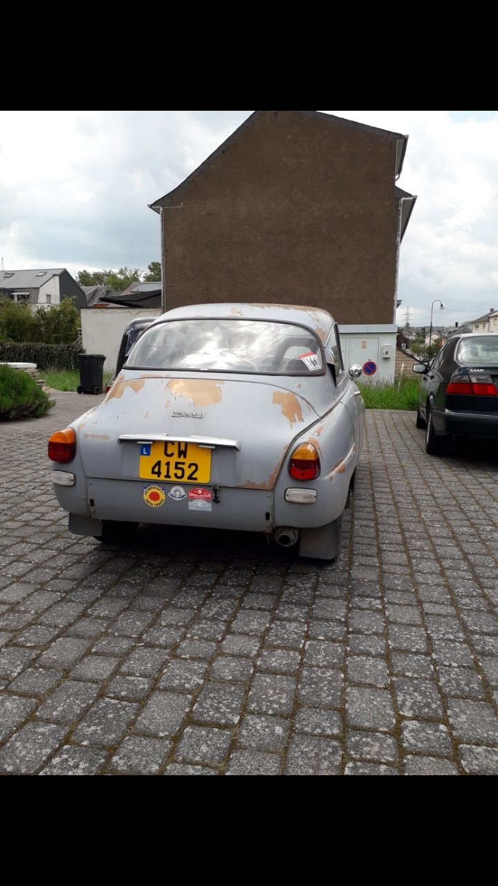1977 SAAB 96 LHD For Sale (picture 6 of 6)