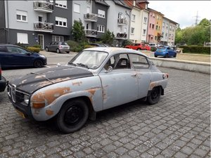 1977 SAAB 96 LHD For Sale