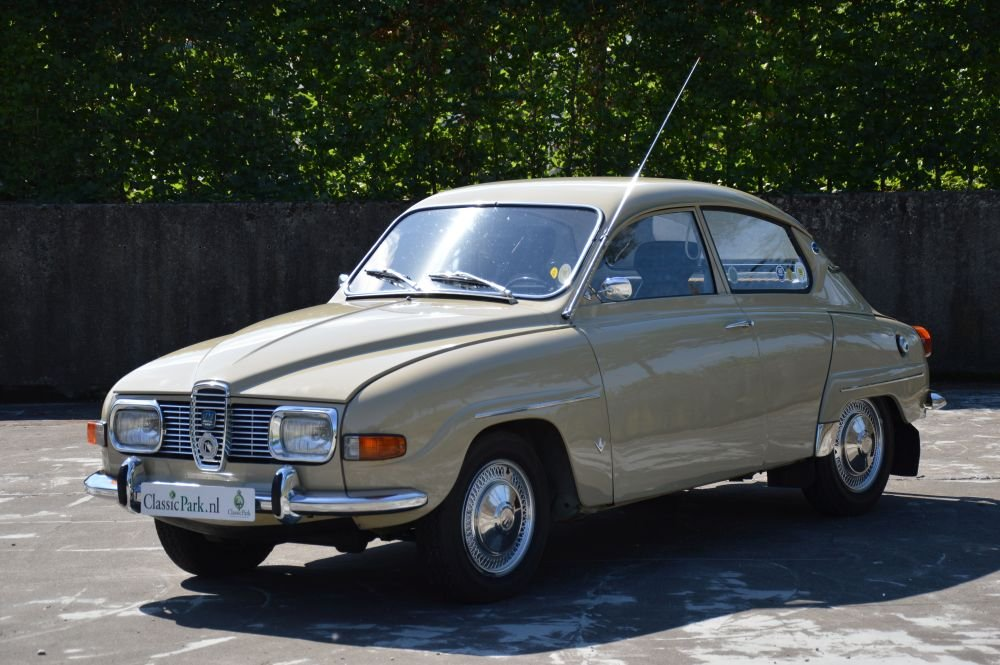 (1028) Saab 96 V4 - 1969 For Sale (picture 1 of 6)
