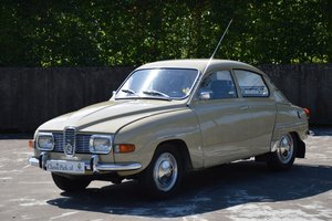(1028) Saab 96 V4 - 1969 For Sale