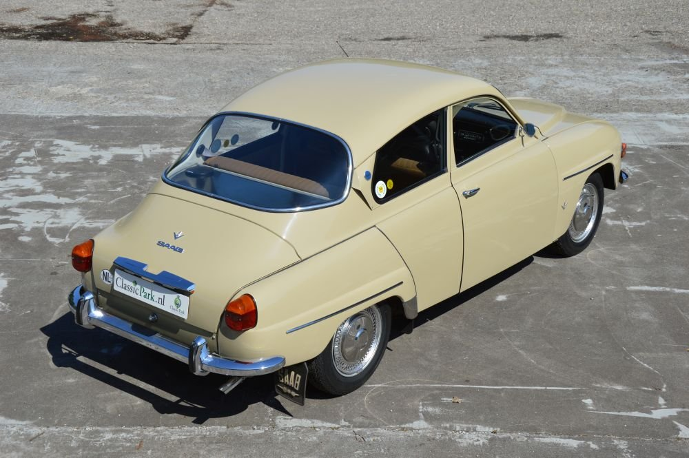 (1028) Saab 96 V4 - 1969 For Sale (picture 2 of 6)