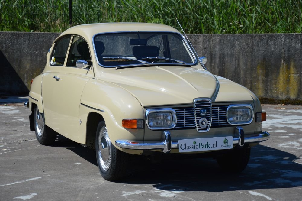 (1028) Saab 96 V4 - 1969 For Sale (picture 3 of 6)