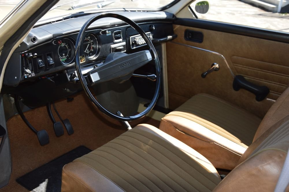 (1028) Saab 96 V4 - 1969 For Sale (picture 4 of 6)