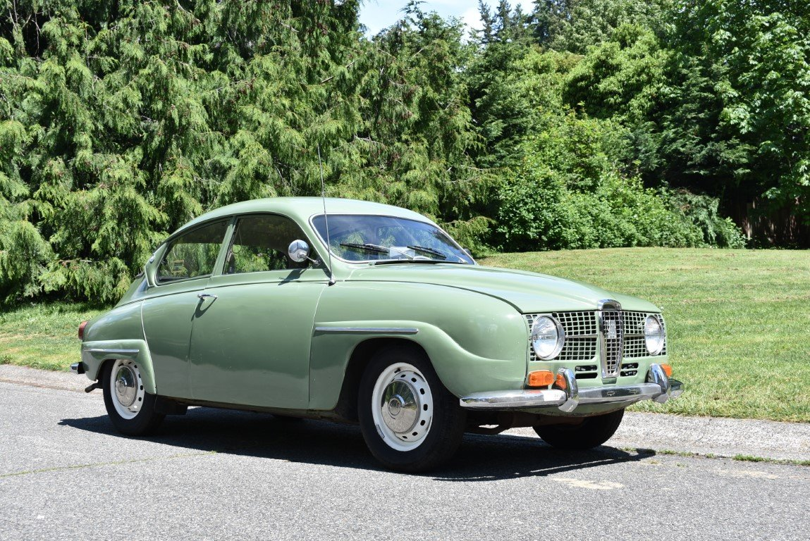 1967 Saab 96 For Sale (picture 1 of 5)