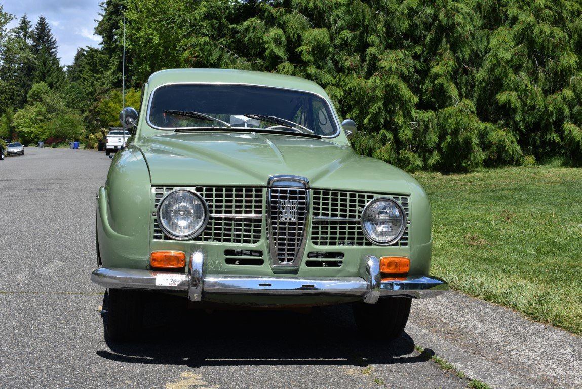 1967 Saab 96 For Sale (picture 2 of 5)