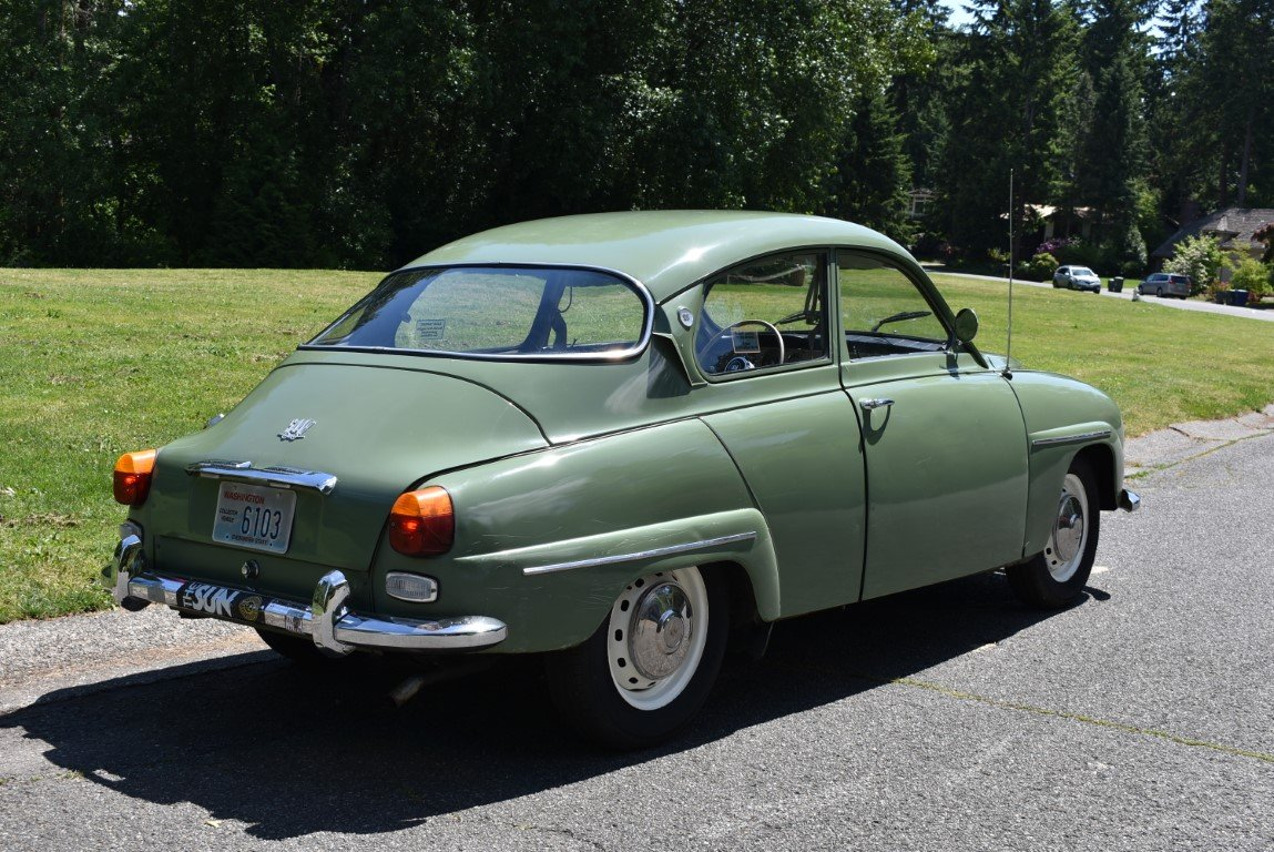 1967 Saab 96 For Sale (picture 3 of 5)