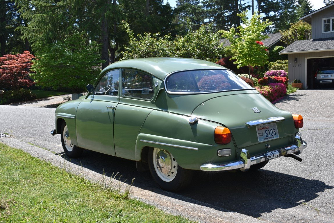 1967 Saab 96 For Sale (picture 5 of 5)