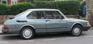 Saab 900 1987 Turbo manual 2dr hatchback For Sale