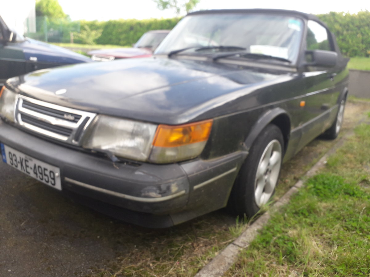 1993 Saab 900 Restorations For Sale (picture 1 of 5)