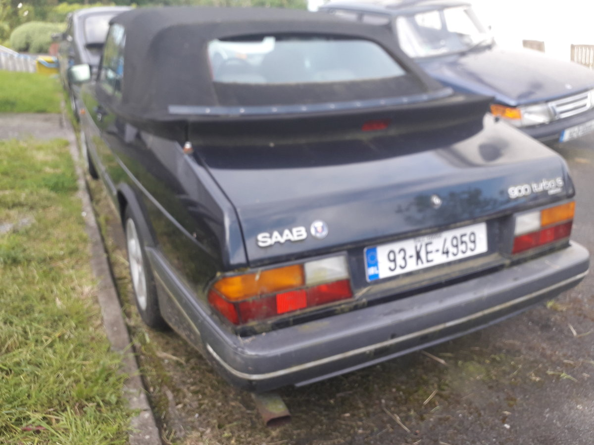 1993 Saab 900 Restorations For Sale (picture 2 of 5)