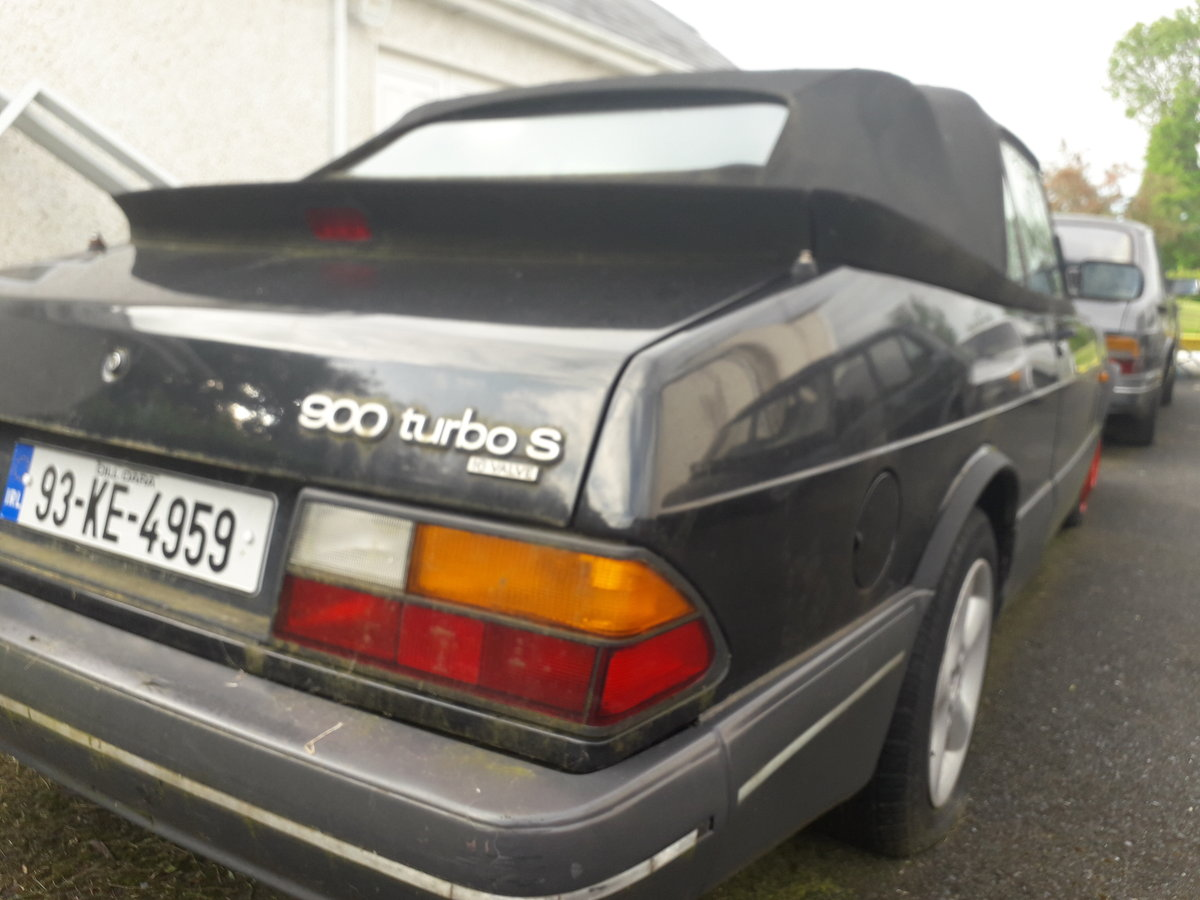 1993 Saab 900 Restorations For Sale (picture 3 of 5)