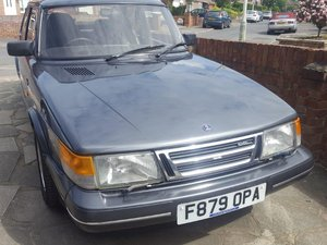 1989 Saab 900 T16 at ACA 15th June  For Sale