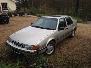 Saab 9000 CSE 2.3 Turbo (fpt) Auto (1993) for Sale For Sale