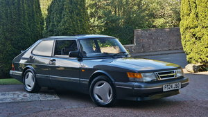 1989 saab 900 t16 s 16v turbo coupe 22 services For Sale